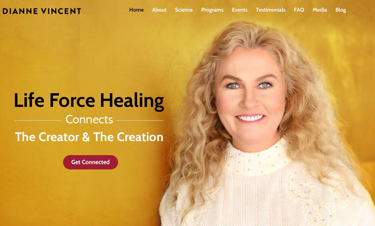 Life Force Healing Energy