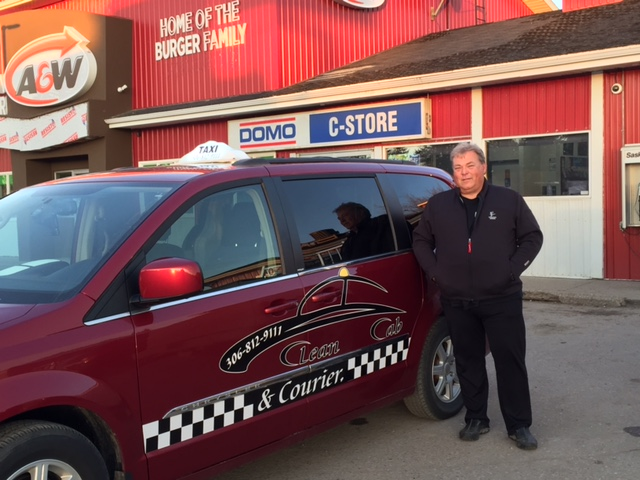 Clean Cab & Courier