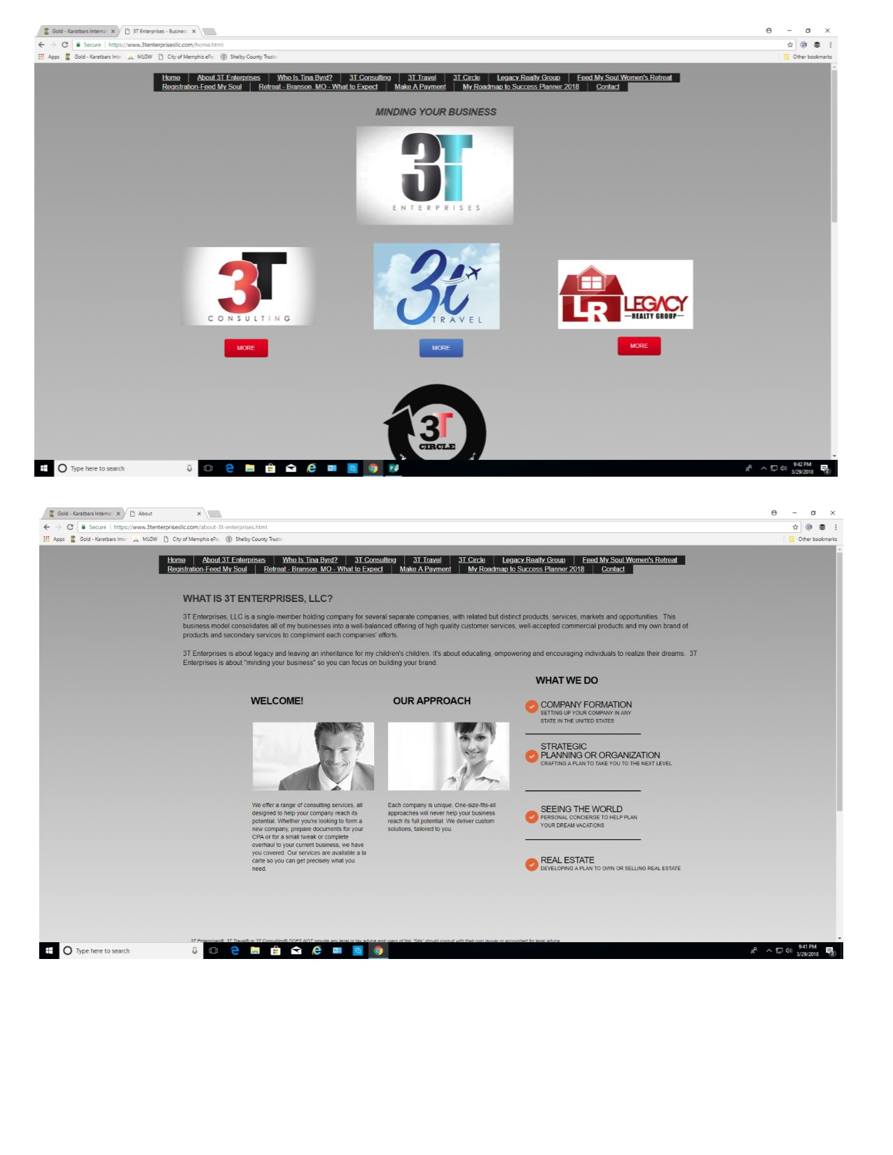 3T Enterprises LLC