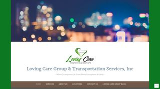 Loving Care Group & Transportation Services, Inc
